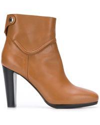 Hermès Ботинки С Высоким Каблуком Pre-owned - Коричневый