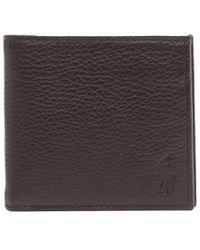 Polo Ralph Lauren 二つ折り財布 - ブラウン
