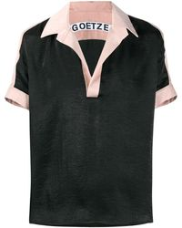 Goetze - カラーブロック シャツ - Lyst