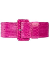 Carolina Herrera - Buckled Belt - Lyst