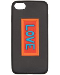 Fendi - Rigid Appliqué Iphone Cover - Lyst
