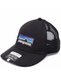 Patagonia Бейсболка С Нашивкой-логотипом - Черный