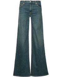 Nili Lotan - Ausgestellte Jeans - Lyst