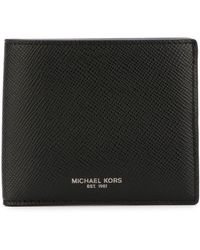 Michael Kors Portefeuille classique - Noir