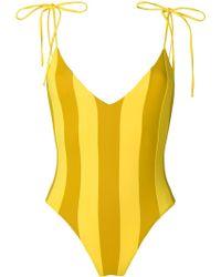 Sian Swimwear Zavannah Swimsuit - Yellow
