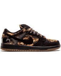 Nike Кроссовки Sb Dunk Pushead Premium - Черный