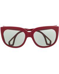 Gucci - ダブル眼鏡フレーム - Lyst