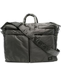 Porter 2-way luggage Bag - Gray