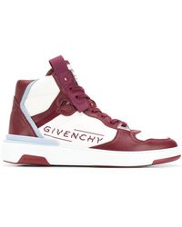 Givenchy - Wing ハイカット スニーカー - Lyst