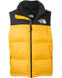 The North Face Gilet matelassé Retro Nuptse - Noir