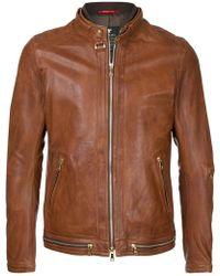 Loveless - Zipped Jacket - Lyst