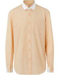 Burberry Overhemd Met Afneembare Kraag - Meerkleurig
