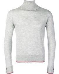 Thom Browne - カシミア タートルネックセーター - Lyst