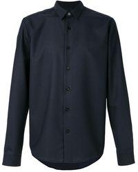 AMI - Classic Collar Shirt - Lyst