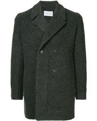 Strateas Carlucci Meta Mid Coat - Gray