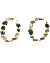 Kimberly Mcdonald Set Of Two 18-karat Gold Opal Cuffs - Metallic