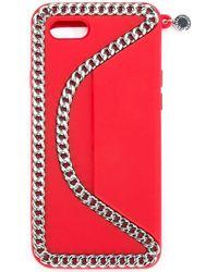Stella McCartney Falabella Iphone 6 Case - Red