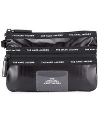 Marc Jacobs 'The Ripstop' Clutch - Schwarz