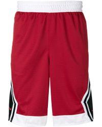 Nike - Colour-block Shorts - Lyst