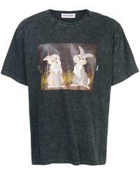 Rochambeau - Thumper グラフィック Tシャツ - Lyst