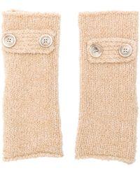 Eleventy - Fingerless Gloves - Lyst