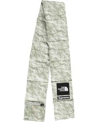 Supreme Fular de x The North Face - Multicolor