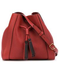 Mulberry Mini Millie Bucket Bag - Brown