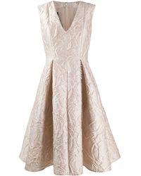 Talbot Runhof Torin ドレス - マルチカラー