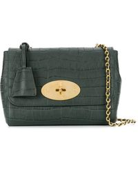 Mulberry Lily Cross-body Bag - Green