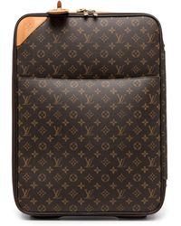 Louis Vuitton - Чемодан Pegasus 45 Pre-owned - Lyst