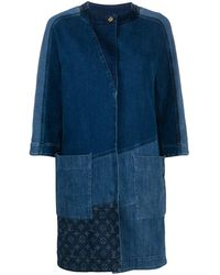 Louis Vuitton 2010s プレオウンド デニムジャケット - ブルー