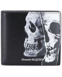 Alexander McQueen - カードケース - Lyst