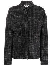 YMC - ルーズフィット チェックシャツ - Lyst