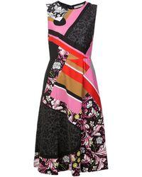 Mary Katrantzou Multi-print Dress - ブラック