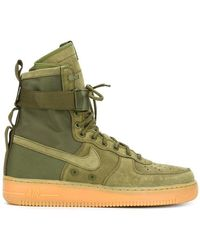 Nike - 'special Field Air Force 1' Sneakers - Lyst