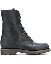 Maison Margiela - Classic Lace-up Boots - Lyst