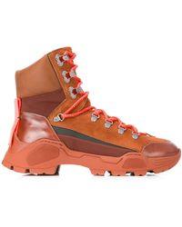 Dorothee Schumacher Urban Explorer Trek Boots - Brown