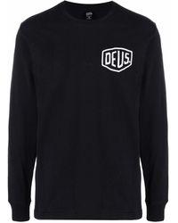Deus Ex Machina ロゴ スウェットシャツ - ブラック