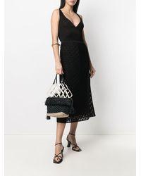 Missoni - リブニット ドレス - Lyst