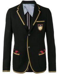 Light tweed jacket