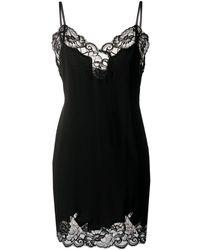 La Perla Lace-trimmed Camisole - Black