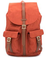 Herschel Supply Co. - Logo-patch Buckled Backpack - Lyst