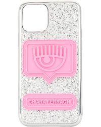 Chiara Ferragni - Чехол Eyelike Для Iphone 11 Pro С Блестками - Lyst