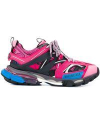 Balenciaga Кроссовки Track - Розовый