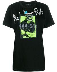 DIESEL - Camiseta con estampado T-Daria-Y - Lyst