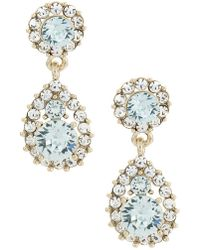 Serpui - Swarovski Crystal Earrings - Lyst