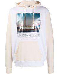 Golden Goose Deluxe Brand Nicholas パーカー - マルチカラー
