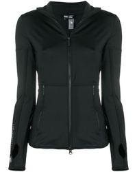 c0b2f53626123 adidas By Stella McCartney Zipped Performance Jacket