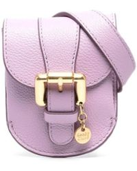 See By Chloé Lesly Belt Bag - Purple