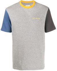 Aimé Leon Dore カラーブロック Tシャツ - マルチカラー